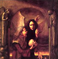 [Death Angel Fall From Grace Album Cover]