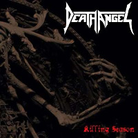 [Death Angel Killing Season Album Cover]