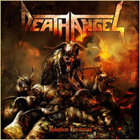 [Death Angel Relentless Retribution Album Cover]