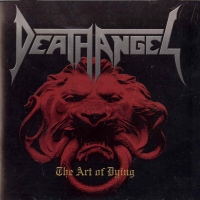 [Death Angel The Art Of Dying Album Cover]