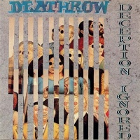 [Deathrow Deception Ignored Album Cover]