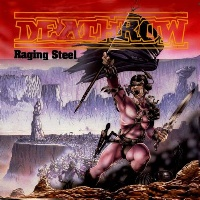[Deathrow Raging Steel Album Cover]