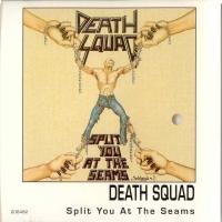 [Death Squad Split You At The Seams Album Cover]