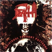 [Death Individual Thought Patterns Album Cover]