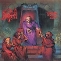 [Death Scream Bloody Gore Album Cover]