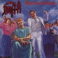 [Death Spiritual Healing Album Cover]