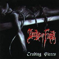 [Deeds of Flesh Trading Pieces Album Cover]