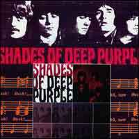 Deep Purple Shades of Deep Purple Album Cover