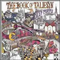 [Deep Purple The Book of Taliesyn Album Cover]