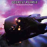Deep Purple Deepest Purple: The Very Best of Deep Purple Album Cover