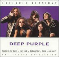 [Deep Purple Extended Versions Album Cover]