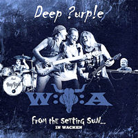 [Deep Purple From The Setting Sun... In Wacken Album Cover]