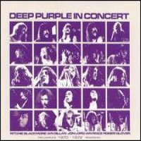 Deep Purple In Concert 1970/1972 Album Cover