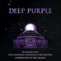[Deep Purple In Concert With The London Symphony Orchestra Album Cover]