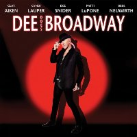 [Dee Snider Dee Does Broadway Album Cover]