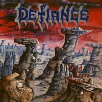 [Defiance Void Terra Firma Album Cover]