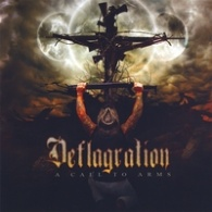 [Deflagration A Call To Arms Album Cover]
