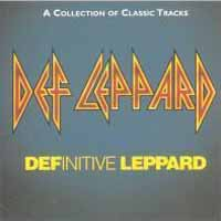 [Def Leppard Definitive Leppard Album Cover]