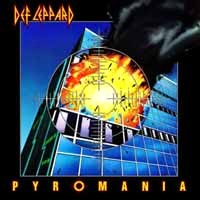 [Def Leppard Pyromania Album Cover]