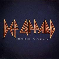[Def Leppard Rock Vault Album Cover]