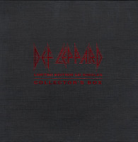 [Def Leppard Adrenalize Singles Collectors Box Album Cover]