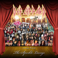 [Def Leppard Songs From the Sparkle Lounge Album Cover]