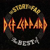 Def Leppard The Story So Far... The Best Of Album Cover