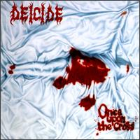 [Deicide Once Upon the Cross Album Cover]