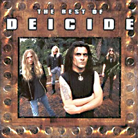 [Deicide The Best of Deicide Album Cover]