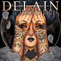 [Delain Moonbathers Album Cover]