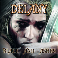 [Delany Blaze And Ashes Album Cover]