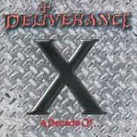 [Deliverance A Decade of... Album Cover]