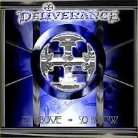 [Deliverance As Above, So Below Album Cover]