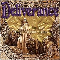 [Deliverance Back In The Day: The First Four Years Album Cover]