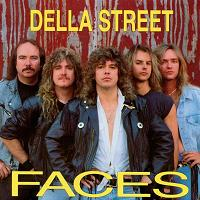 [Della Street Faces Album Cover]