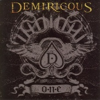 [Demiricous One (Hellbound) Album Cover]