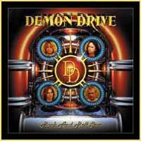 [Demon Drive Rock and Roll Star Album Cover]