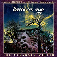 [Demon's Eye The Stranger Within Album Cover]