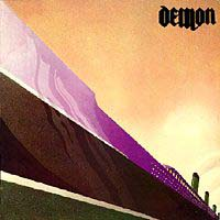 [Demon British Standard Approved Album Cover]