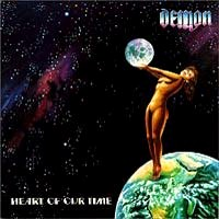 [Demon Heart Of Our Time Album Cover]