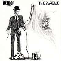 [Demon The Plague Album Cover]