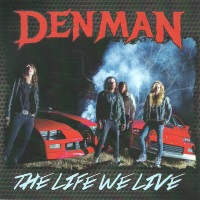 [Denman The Life We Live Album Cover]