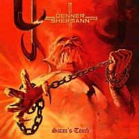 [Denner / Shermann Satan's Tomb Album Cover]