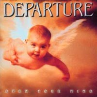[Departure Open Your Mind Album Cover]