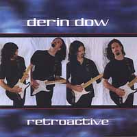 [Derin Dow Retroactive Album Cover]
