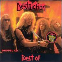 [Destruction Best of Destruction Album Cover]