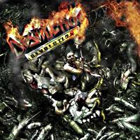 [Destruction D.E.V.O.L.U.T.I.O.N. Album Cover]
