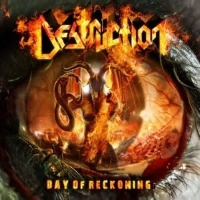[Destruction Day of Reckoning Album Cover]