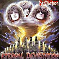 [Destruction Eternal Devastation Album Cover]