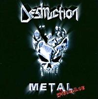 [Destruction Metal Discharge Album Cover]
